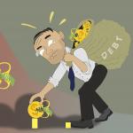 洞察「背債族」的人格特質與心理壓力